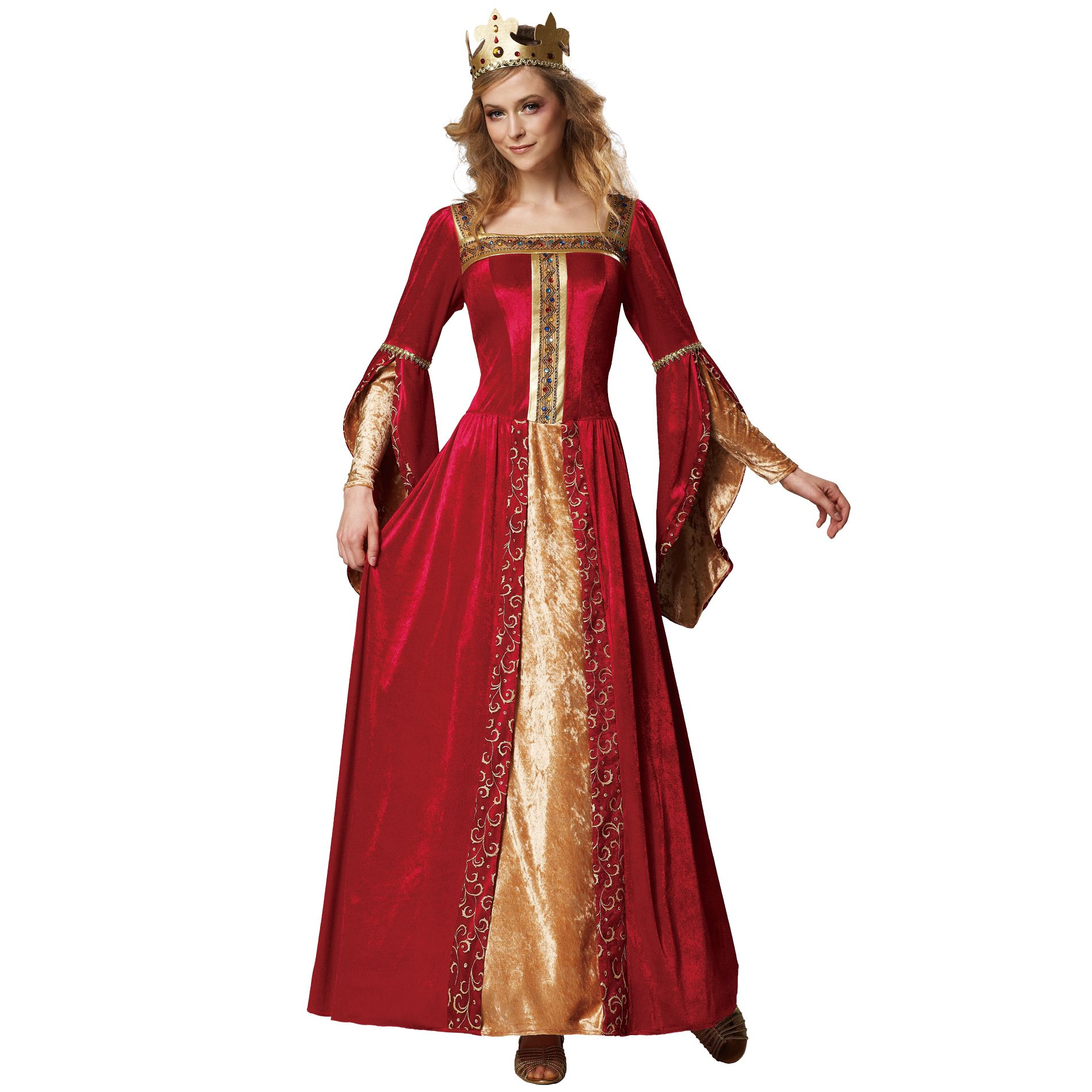 renaissance queen womens halloween costume costume