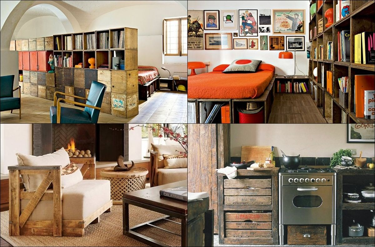 Recycled Home Decor Ideas 20   Having Some Eco Friendly Green Décor Ideas  At Home