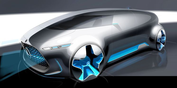 Mercedes Benz Vision Tokyo Further Explores Autonomous Concept