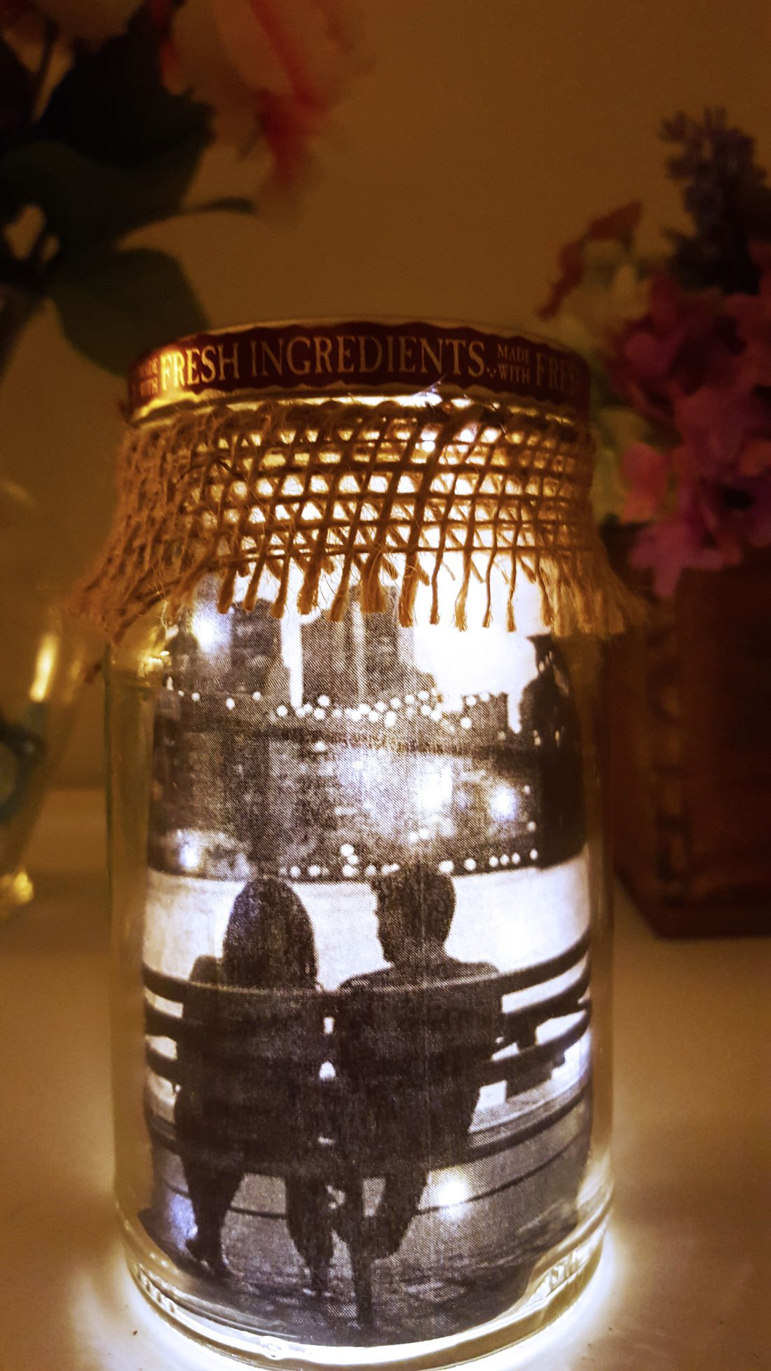 Diy lit mason jar lit mason jar diy gifts for him diy gifts