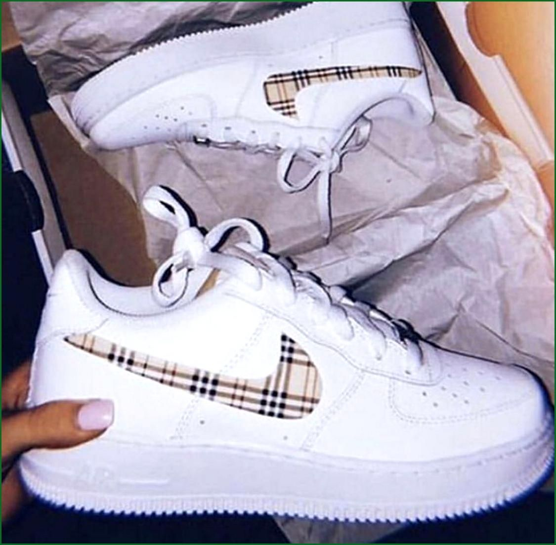 Air Force 1 kariert in 2020 | Air force