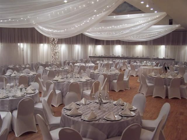 Wall Draping Wedding Ceiling Wedding Ceremony Decorations Wedding Venue Decorations