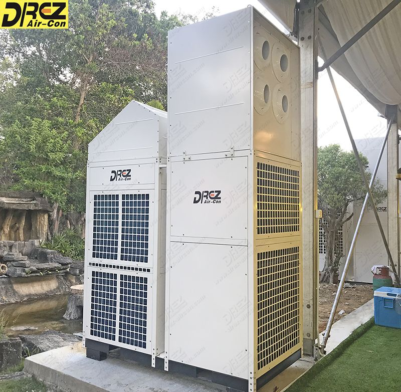 Drez Strong Cooling Air Conditioner Perpectly Connect With