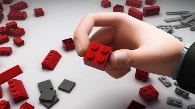 80 años de Lego en un cortometraje   Movistar Next