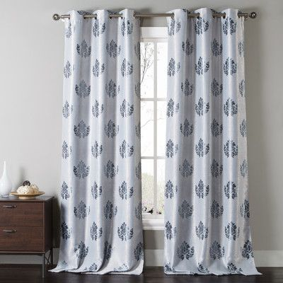 Found It At Wayfair Lanie Curtain Panel Curtains Drapes