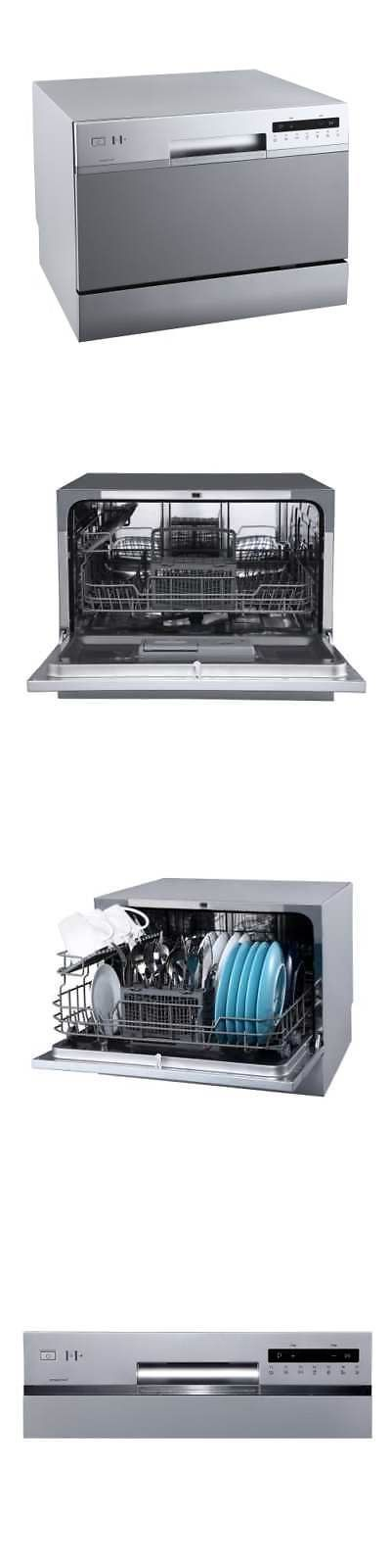Dishwashers 116023 Edgestar Dwp62sv 22 W 6 Place Setting Energy