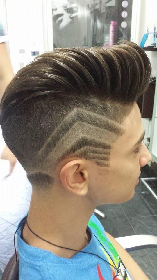 Pin Em Tomboy Hairstyles