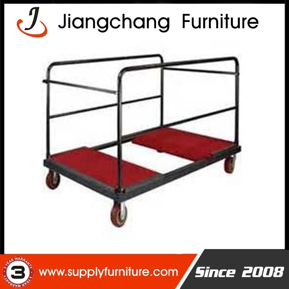 Awesome 6ft Round Table Trolley