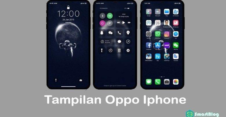 Cara Mengubah Tampilan Oppo Realme Menjadi Iphone Ios Permanen Iphone Linux Smartphone