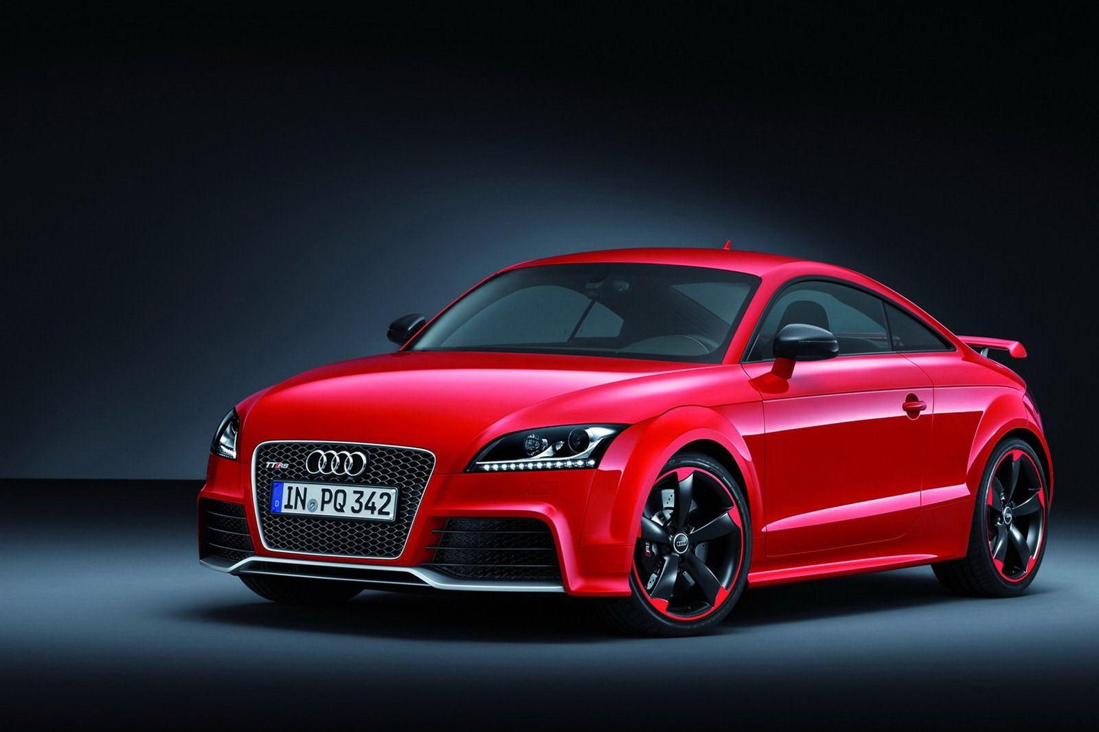 Audi Unveils The New Tt Rs Plus Audi Tt Rs Audi Tt Audi Cars