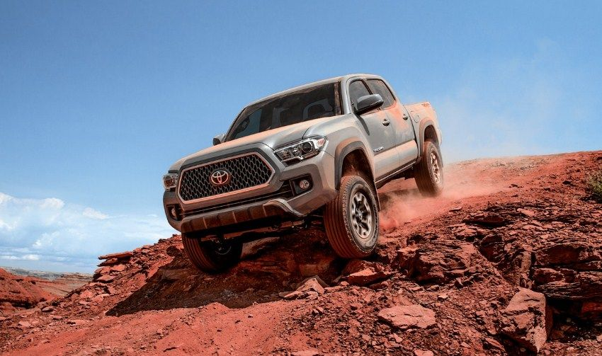 2020 Toyota Tacoma Redesign Release Date Price Interior Engine Toyota Tacoma Toyota Tacoma Interior Toyota