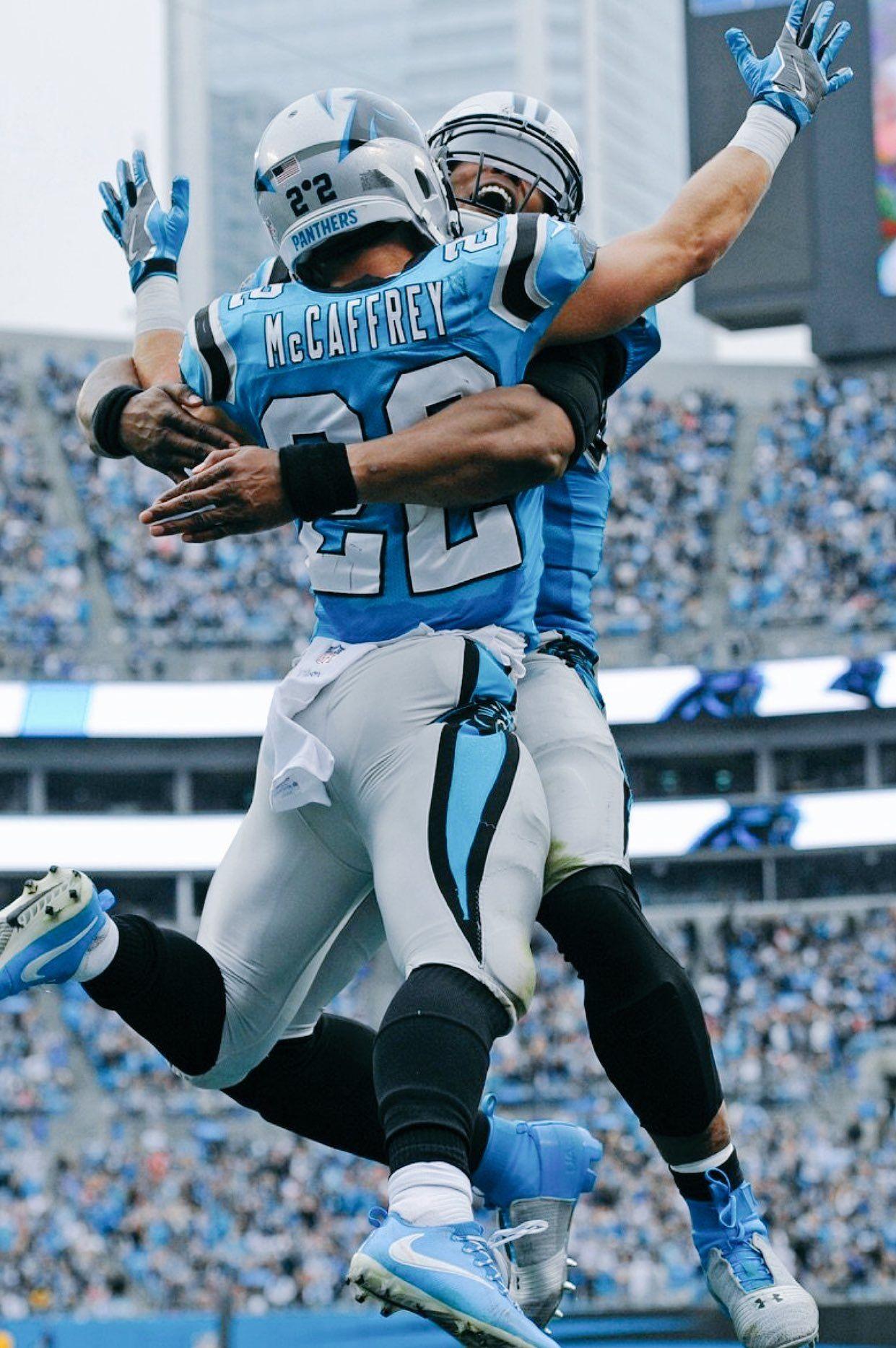 Cam Cmc Carolina Panthers Football Christian Mccaffrey Panthers Football