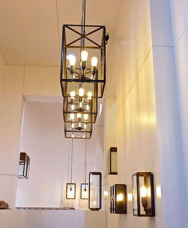 Nautic part of the belgian lighting company tekna - Interior design lighting companies ...