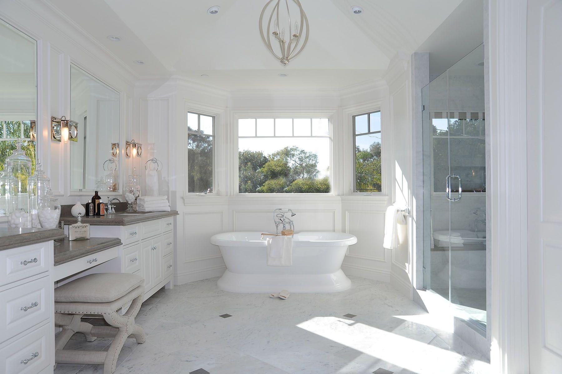 Cape Cod In California Small Attic Bathroom Bathroom Design Bathroom Styling