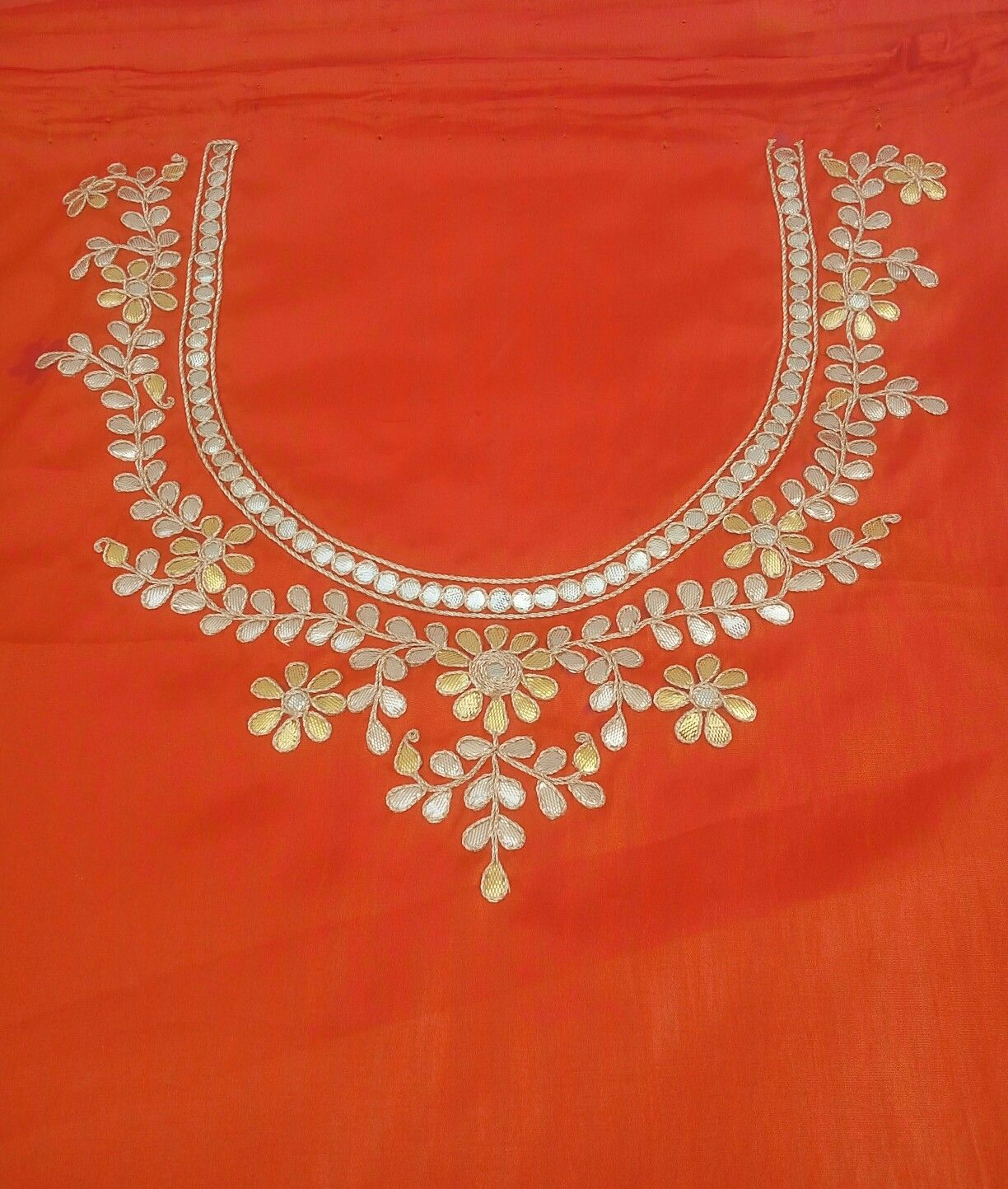 Gota Patti Work | Gota Patti Work | Pinterest | Embroidery Blouse Designs And Indian Wear