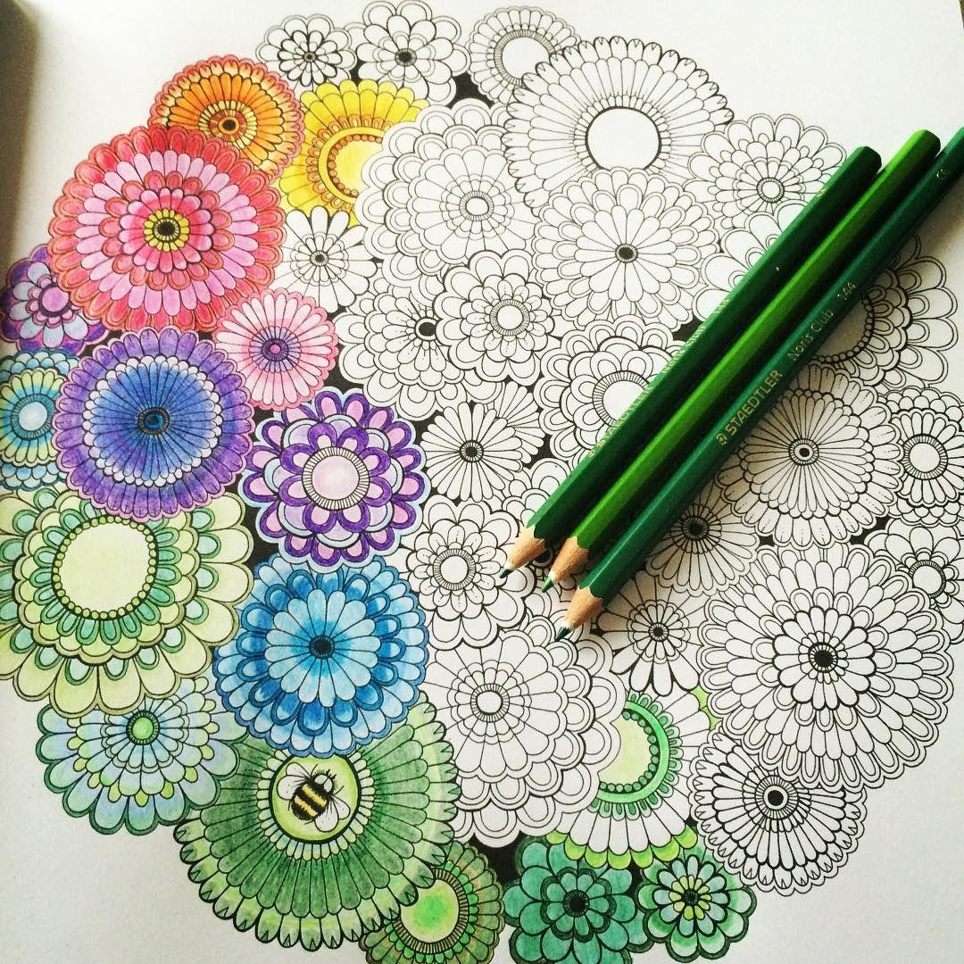 """når man er syg  #tidsfordriv#johannabasford#colors#inthemaking"""