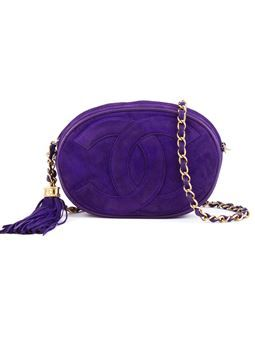 652d9bad244d круглая сумка через плечо | Круглая сумка | Vintage chanel bag ...