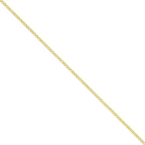 14k 15mm Anchor Link Chain Size 10 * Read more by visiting the link on the image.