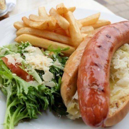 Alemania — Hotdog. | 16 Deliciosos hot dogs alrededor del mundo que necesitas conocer