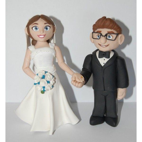 Ellie And Carl Cake Topper