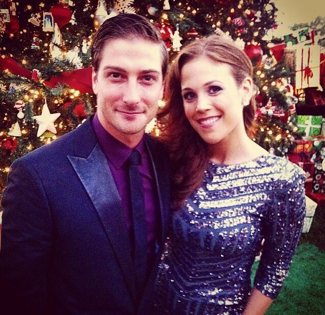 Daniel Lissing  Erin Krakow When Calls The Heart