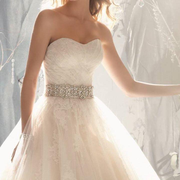 Wedding dress w