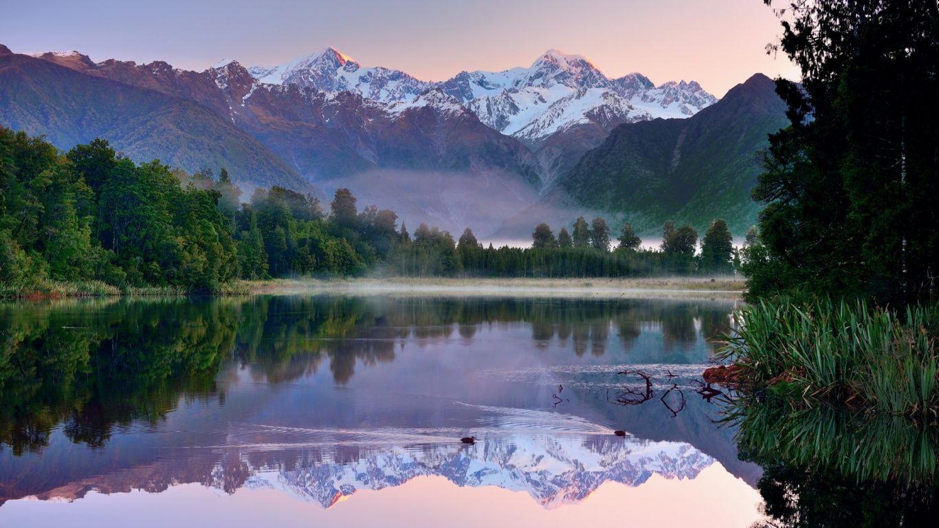 lake wallpaper 1366x768 - photo #7