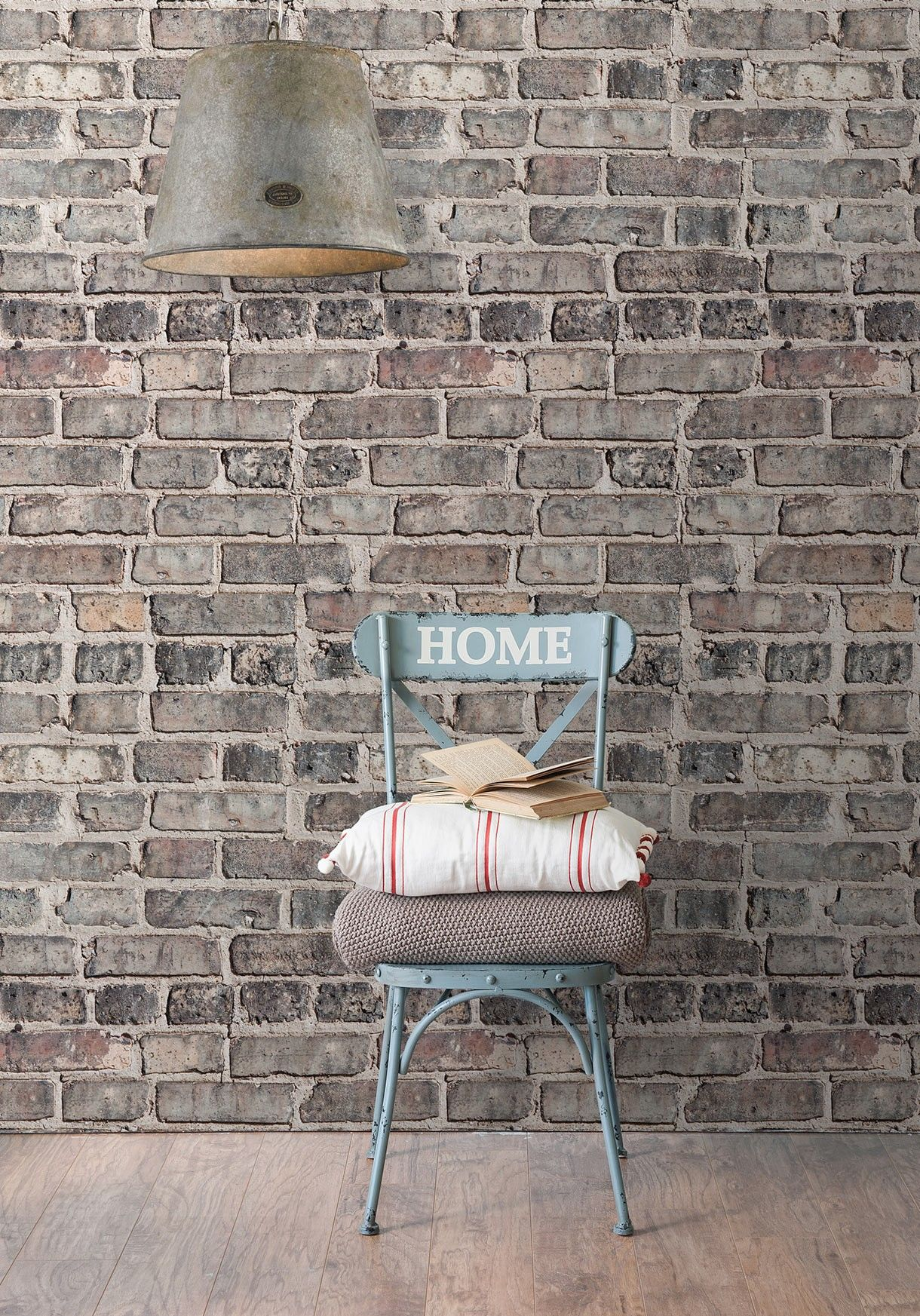 Realistic Exposed Brick Wallpapers Milton King Exposed Brick Wallpaper Faux Brick Walls Faux Brick