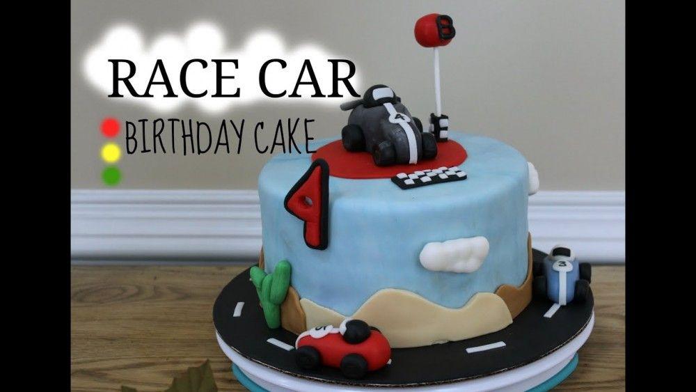 30+ foto meravigliose di torta di compleanno di auto da corsa 30+ foto meravigliose di torta di com