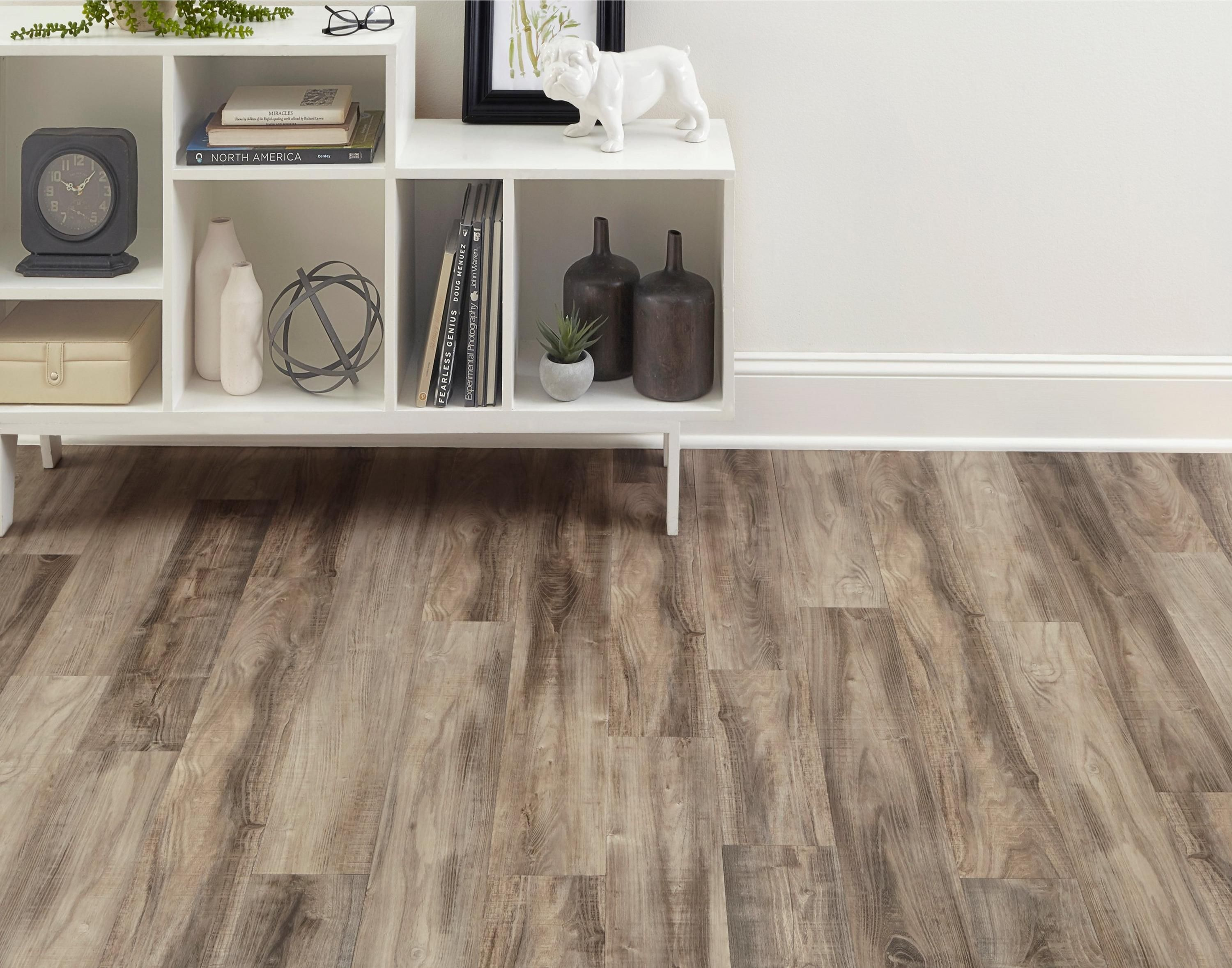Ombre Gray Rigid Core Luxury Vinyl Plank Cork Back Vinyl Plank Luxury Vinyl Plank Luxury Vinyl Plank Flooring