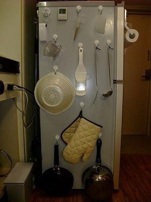 狭いキッチンを快適に すっきり収納アイディア実例集 狭い キッチン
