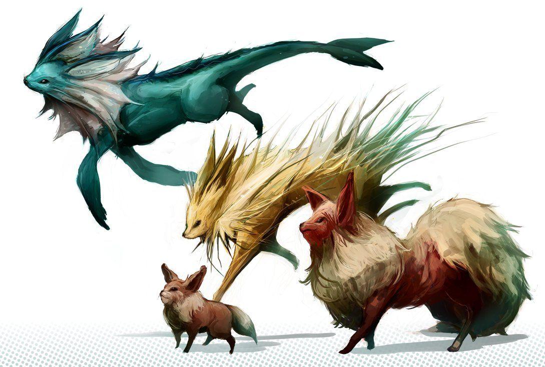 19++ Animals that look like pokemon ideas