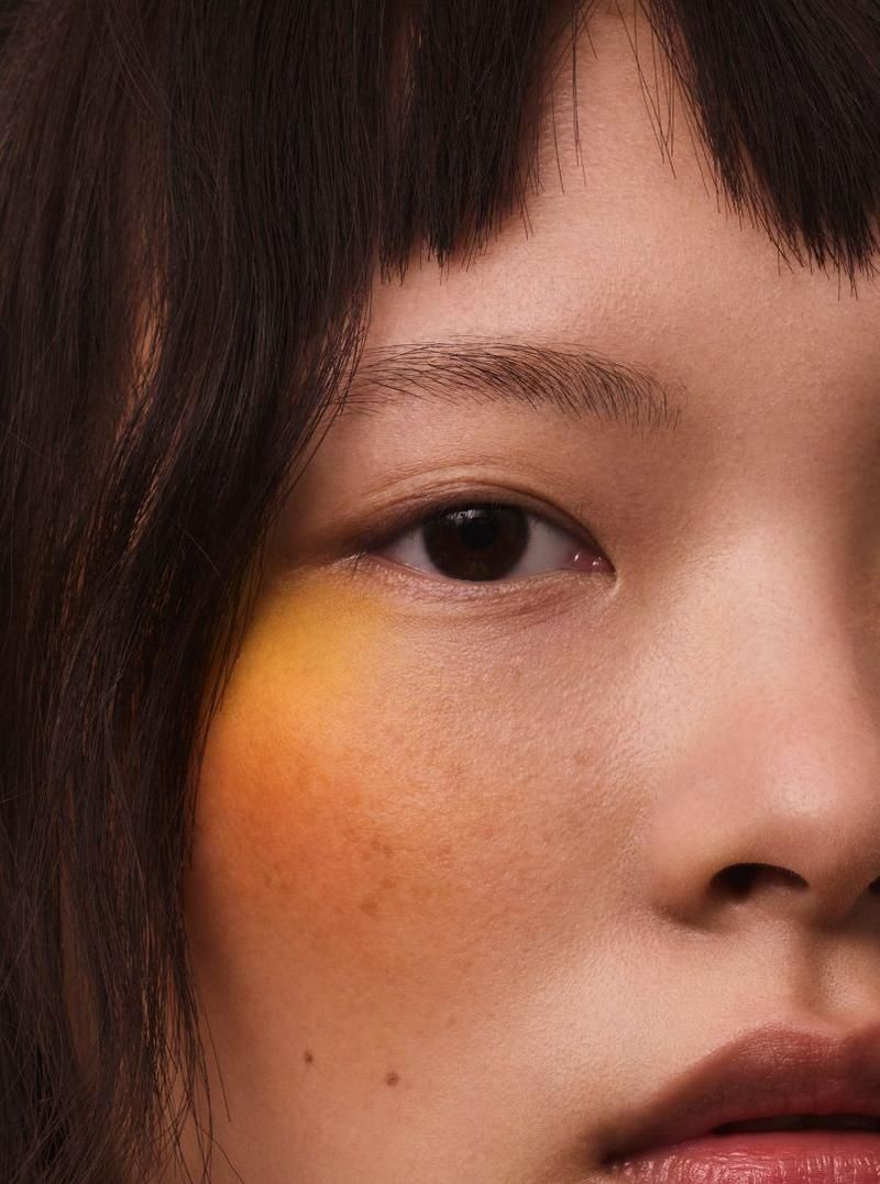 Double Take (Marie Claire UK) | Asian Beauty | Pinterest | Marie ...
