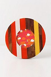 Round Inset Stripes Frame    will add pops of color