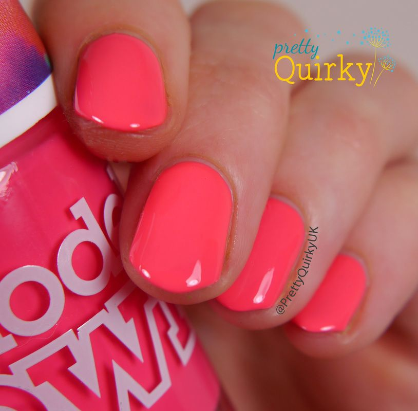 Pink Wellies by Models Own - part of the Festival nail polish range ...