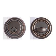 Low-Profile Single-Cylinder Deadbolt   Home - Hardware   Pinterest ...