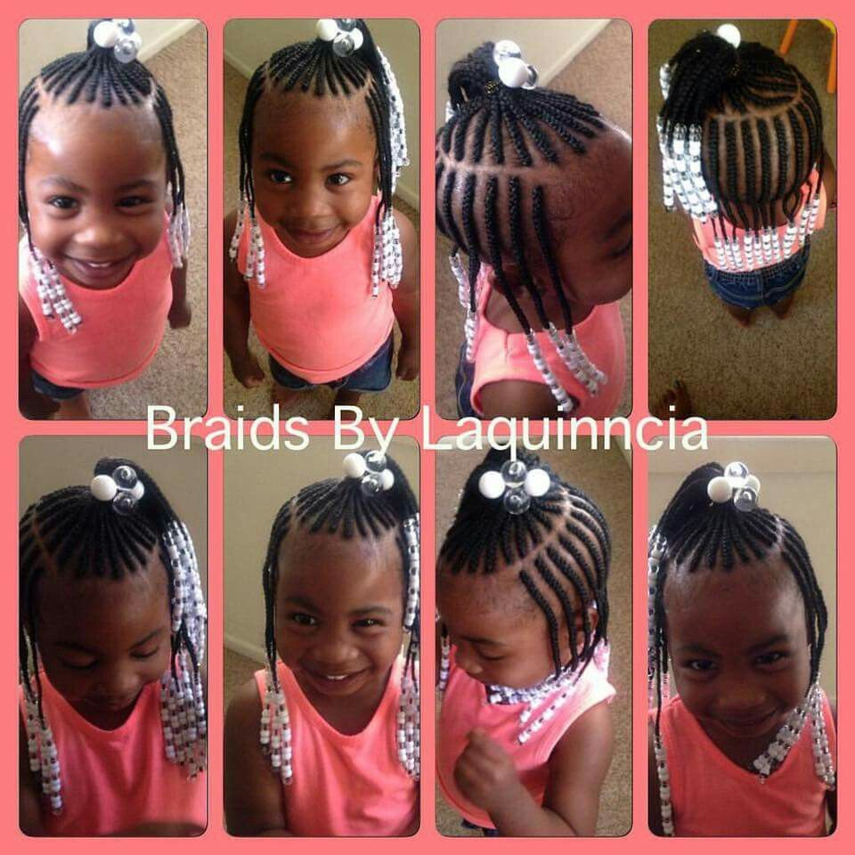 Cute For Tyra Tyla Kids Braided Hairstyles Little Girl Braid