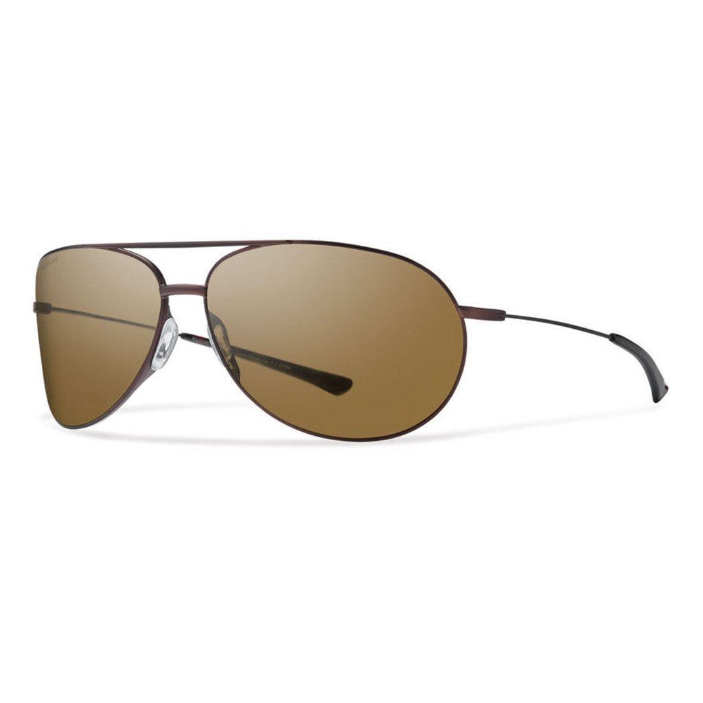 43e3cd07bc Smith Sunglasses Rockford Matte Brown Polar Brown