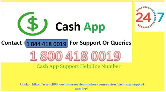 Cash App Customer service number 18444I8O0l9 tollfree