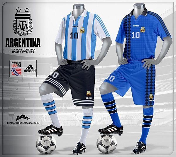 Argentina - world cup 94  0361407232f38