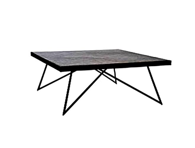 Mesa varilla – Muebles de hierro, latón, zinc, inox. sillas ...