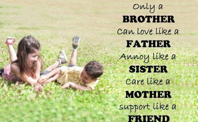 National siblings day 2016 25 Awesome Quotes,saying