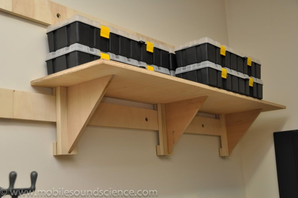 Ordinaire French Cleat Garage Storage System [Archive]   Mobile Sound Science Forum    Fact Based Car Audio For The DIY Enthusiast