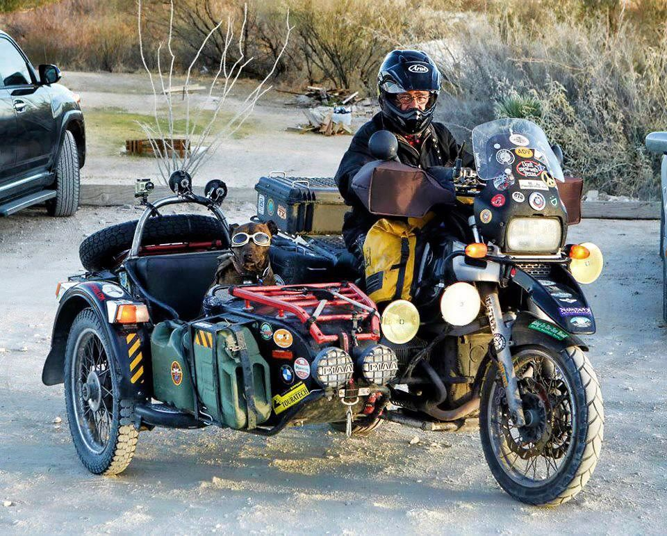 Tracers Adventure Club | Gas - Sidecars and Hacks ...