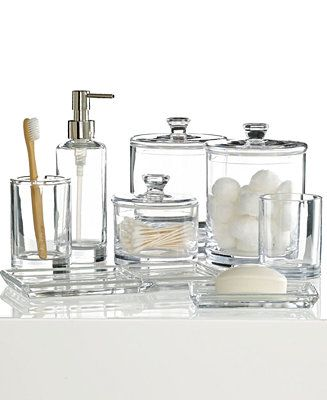Simple Yet Chic The Glass Toothbrush Holder From Hotel Collection