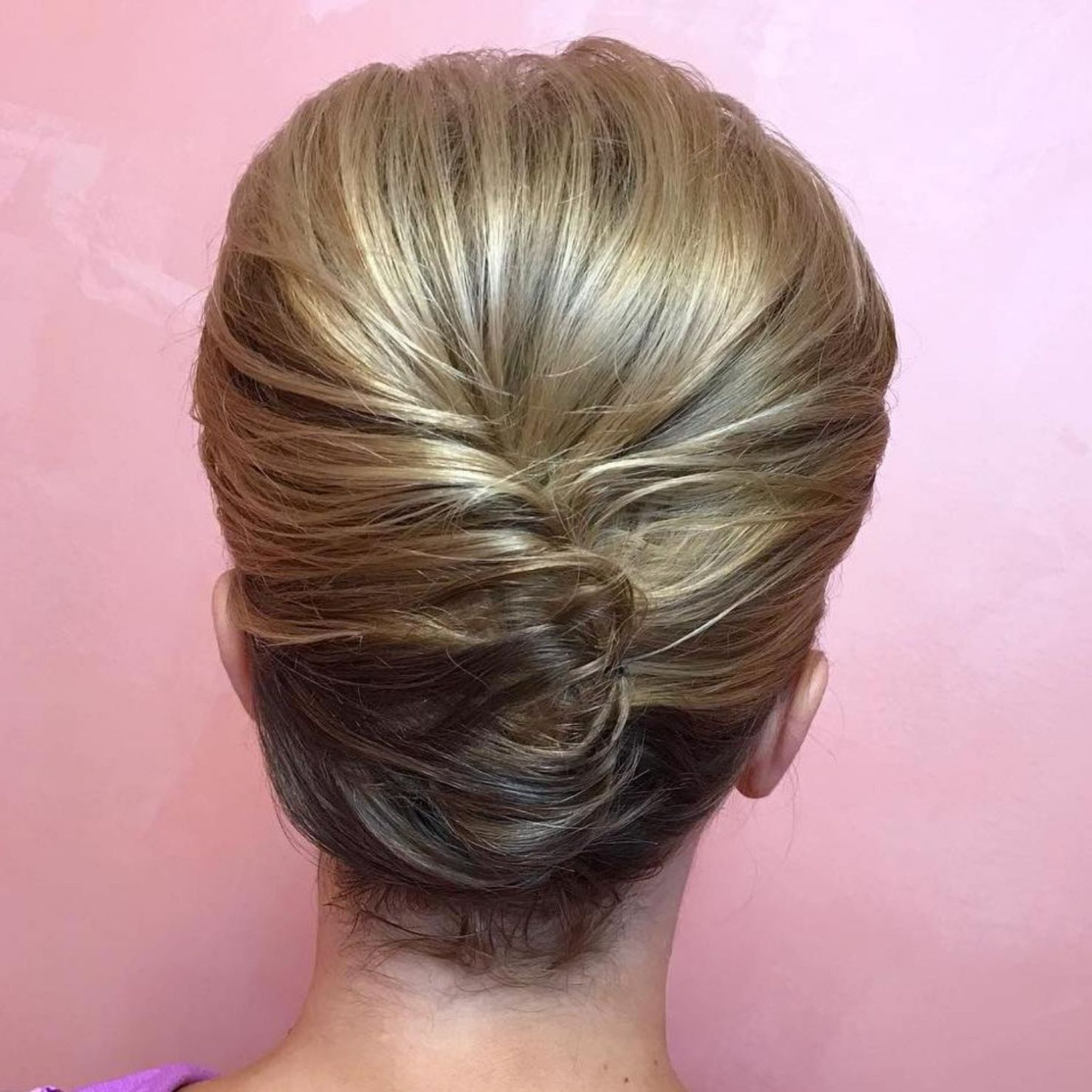 60 Creative Updo Ideas For Short Hair With Images Hairdos For Short Hair French Twist Hair Short Hair Updo