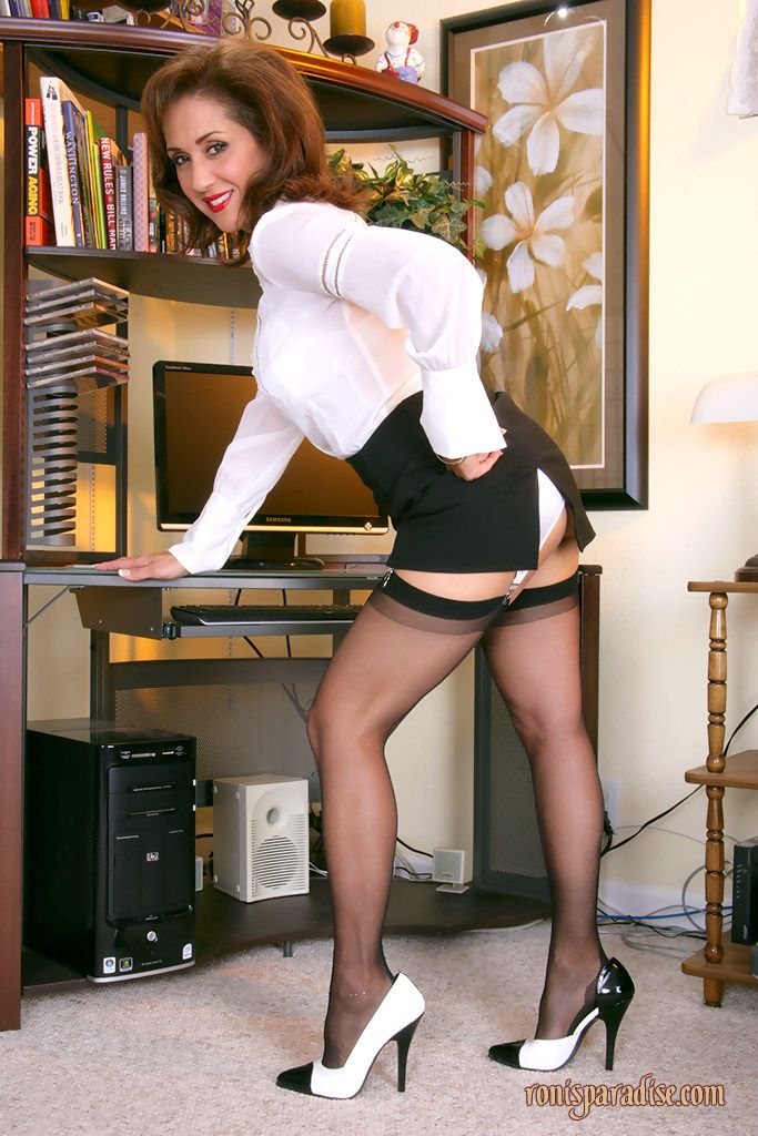 For More Pantyhose Videos There Is