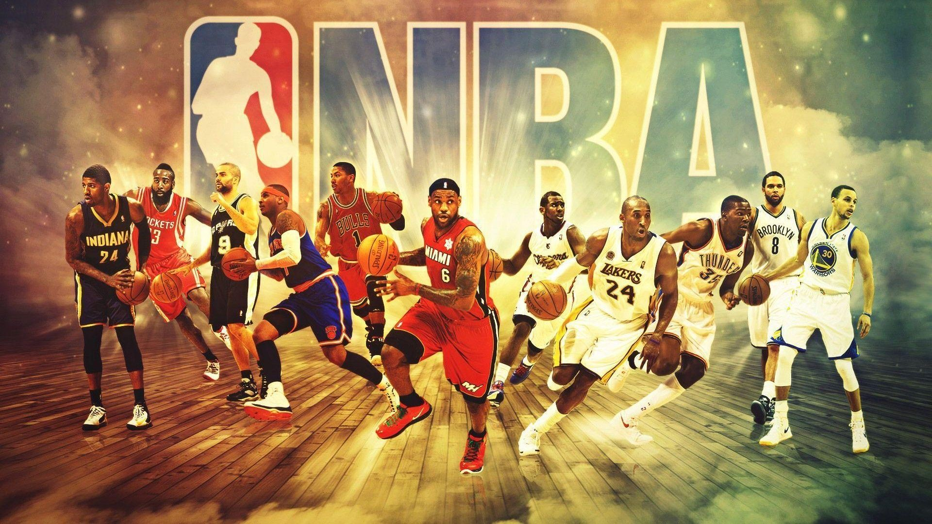 Hd Nba Backgrounds In 2020 Nba Wallpapers Watch Nba Nba Background