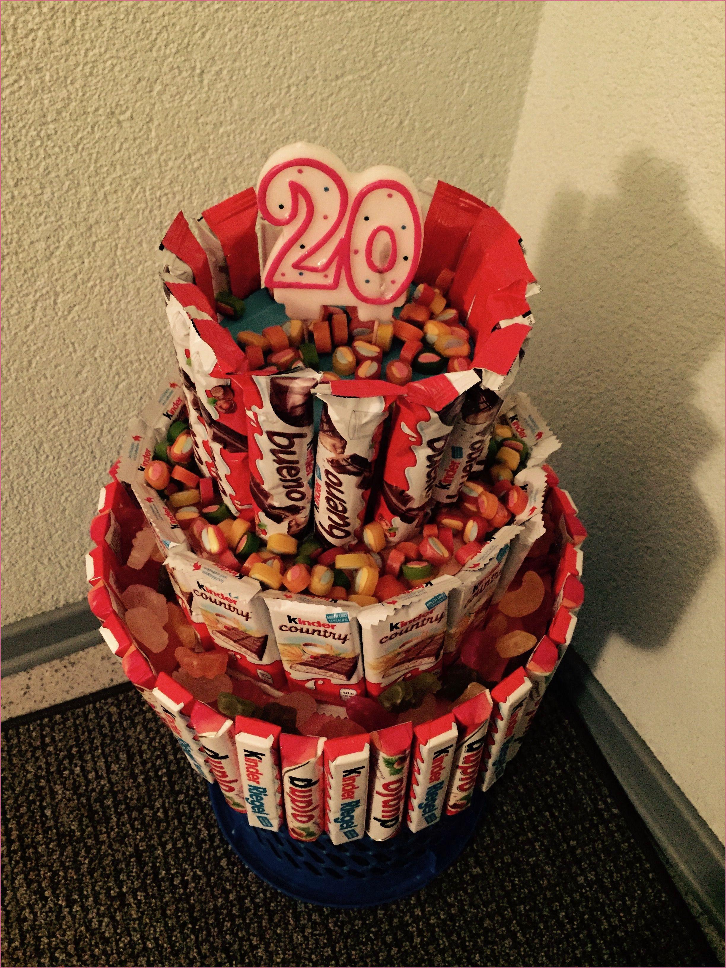 Geschenkideen 60 Geburtstag Frau Basteln Geschenk Zum 20