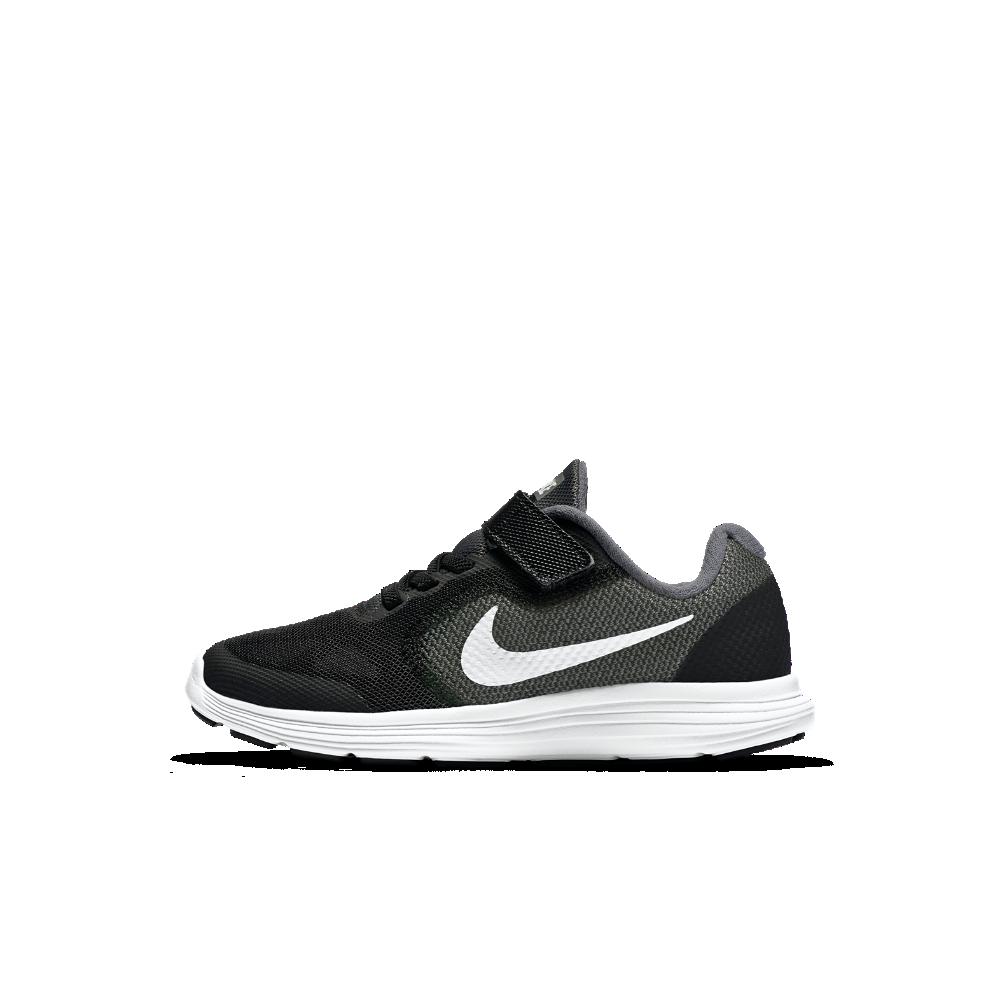 Nike Revolution 3 Little Kids' Running Shoe Size 12.5C (Grey